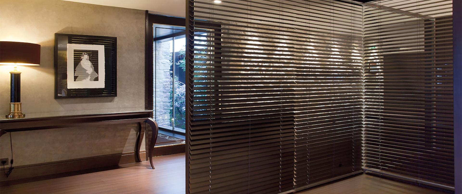 Store aluminium vénitien bois toulouse