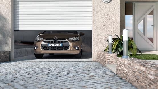 Porte de garage roulante toulouse