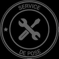 Service de pose